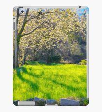 Blooming cherry tree iPad Case/Skin