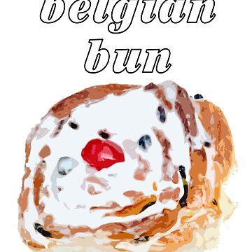 Belgian Bun by KingCrust