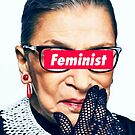 Notorious Feminist RBG by Thelittlelord