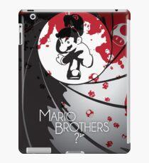 Mario the Spy iPad Case/Skin