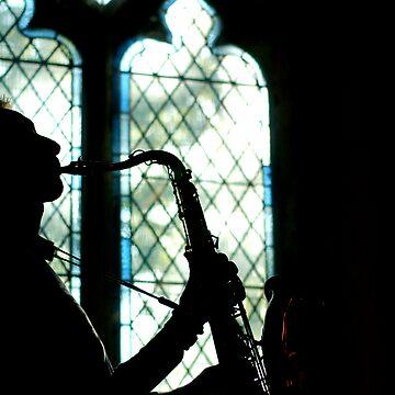 Snake Davis - 2 by RichardWalk