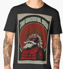 Greatfull Dead old concert poster Men's Premium T-Shirt