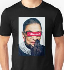 Notorious RBG - I Dissent Unisex T-Shirt