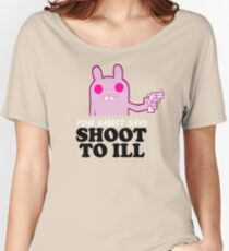 shoot to ill Women's Relaxed Fit T-Shirt
