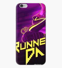 RUNNER DASH - Mike Pasuko iPhone Case