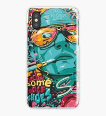 fear and loathing in las vegas, order some golf shoes iPhone Case