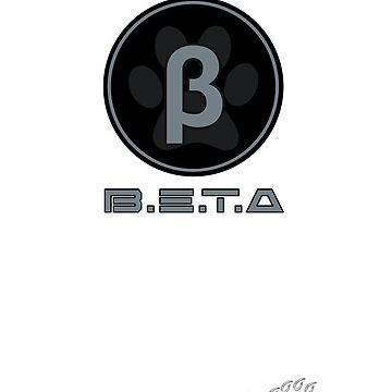 Agent Beta by pupsparks92
