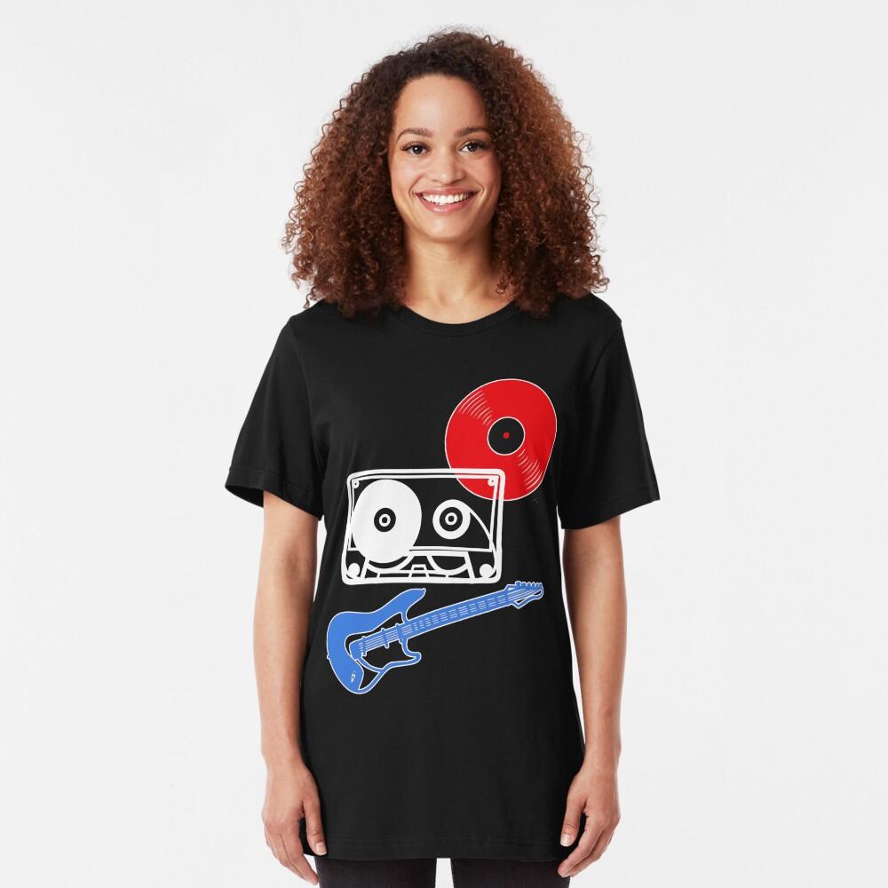 Rock 'n' Roll Slim Fit T-Shirt