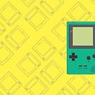 Smaller Retro Gaming Handheld Awesomeness  by take-a-byte