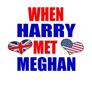 WHEN HARRY MET MEGHAN by torreybelle