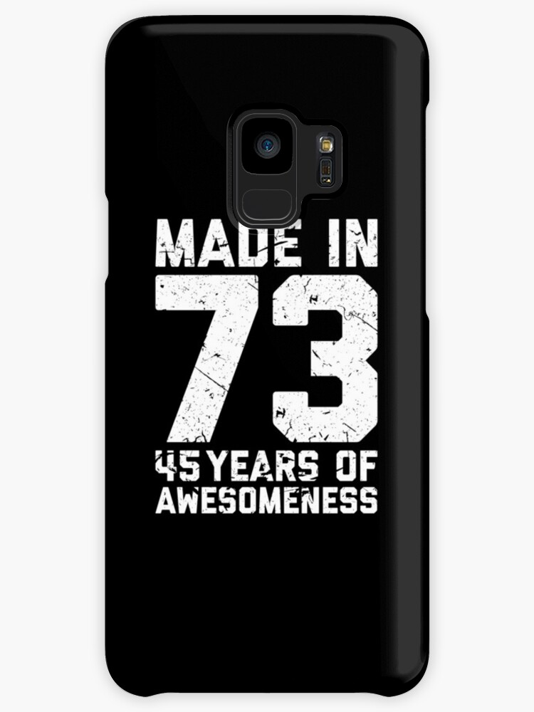 45th Birthday Gift Adult Age 45 Year Old Men Women