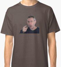Michael Rosen Face ytp Youtube poop Classic T-Shirt