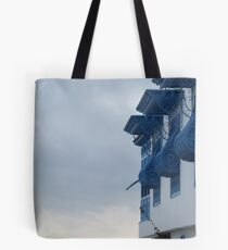 Sidi bou said Tote Bag