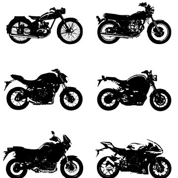 History of Yamaha - Black by rideybikes