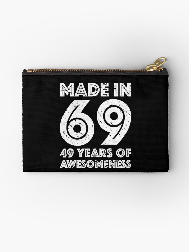 49th Birthday Gift Adult Age 49 Year Old Men Women