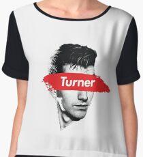 Alex Turner Chiffon Top