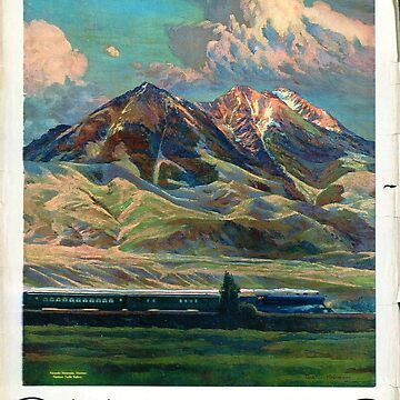Montana By Train Beautiful by ExpressingSelf