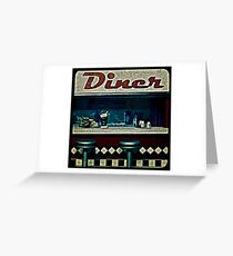 Ttv: Diner Greeting Card