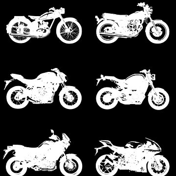 History of Yamaha - White by rideybikes