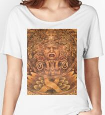 NYC Floor Tile Mosaic Women's Relaxed Fit T-Shirt
