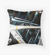 Livestrong bike Throw Pillow