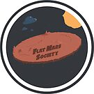 Flat Mars Society by MagnaCarter