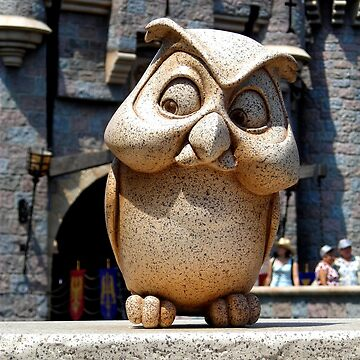 Castle Owl by TrickiWoo