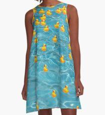 Rubber Ducky Heaven ver.2 A-Line Dress