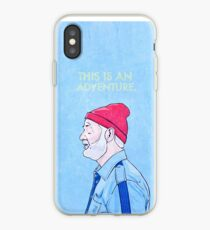 This Is An Adventure. iPhone Case