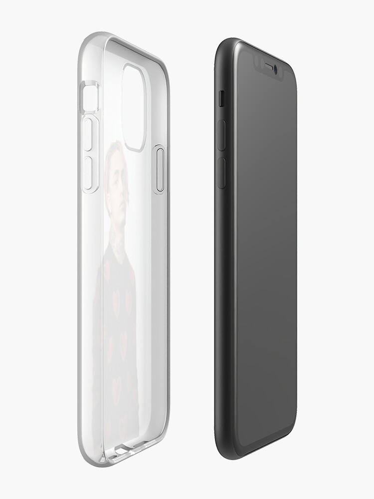 Coque iPhone «Lil Pompe Gucci Pull Supreme Style», par bensdesiigns
