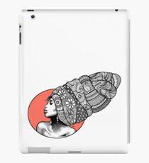 Tribal Head Piece by K80designs iPad Case/Skin