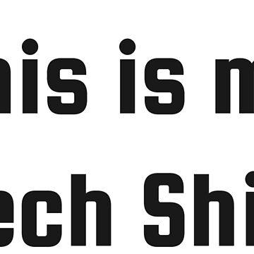Tech Shirt by Hendo98