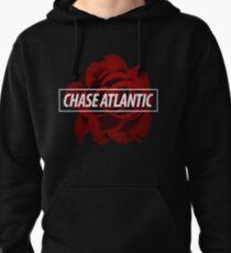 Chase Atlantic Rose Logo Pullover Hoodie