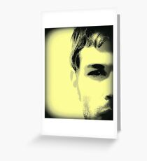 The Originals -  I Am Immortal - The Vampire Diaries - Klaus Mikaelson - Joseph Morgan  Greeting Card