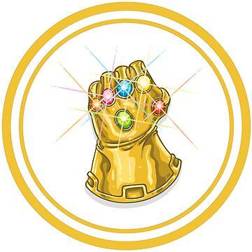 Infinity Gauntlet by Hendo98