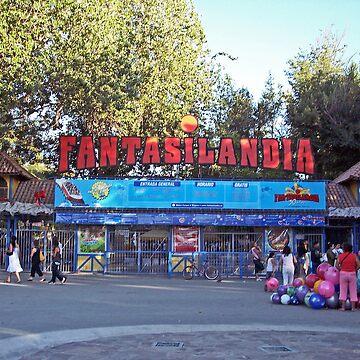 Fantasilandia by Donadana