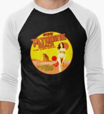 Tatooine Beach Men's Baseball ¾ T-Shirt