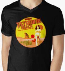 Tatooine Beach Men's V-Neck T-Shirt
