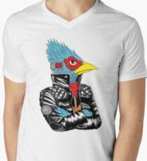 The falc Men's V-Neck T-Shirt