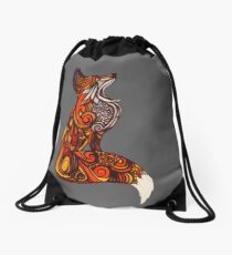 Vixen Drawstring Bag