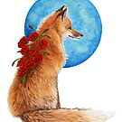 Poppy Fox by KLeCrone
