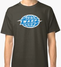 Warp Records Logo  Classic T-Shirt