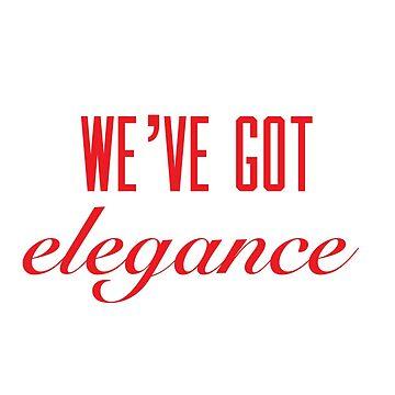 Elegance by TheBookAuror