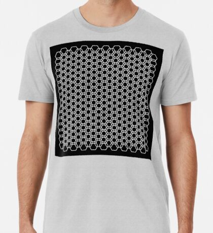 Islamic Pattern 001 Premium T-Shirt
