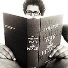 Reading War and Peace  by Taymaz Valley
