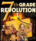 7th Grade Revolution - Draw String Bag by VesuvianMedia