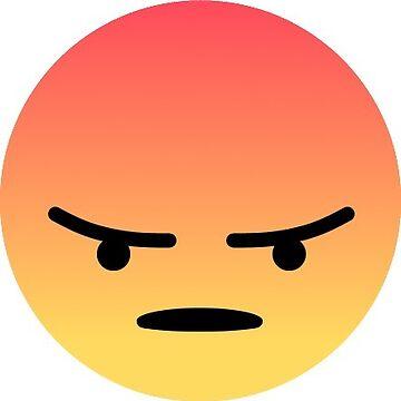 Angry React  by danwatts525