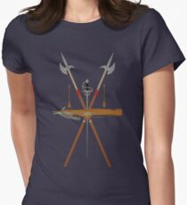 Renaissance Weaponry Women's Fitted T-Shirt