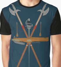 Renaissance Weaponry Graphic T-Shirt