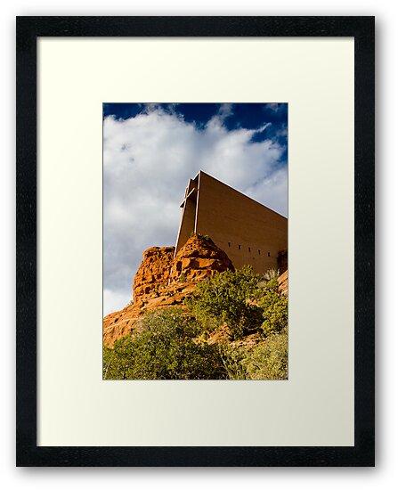 Sedona, Church on the Hill by photosbyflood
